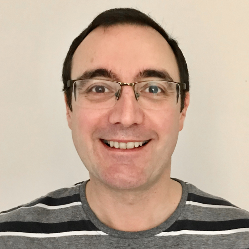 Andrew Smith, therapist at glyde