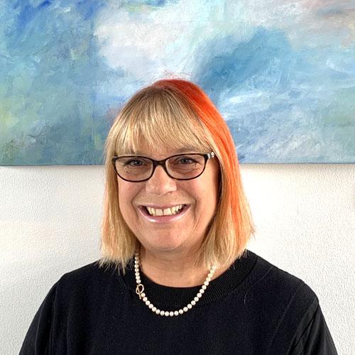 Elaine Gulliver, therapist at glyde