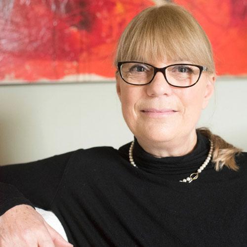Elaine Zaple Gulliver, therapist at glyde