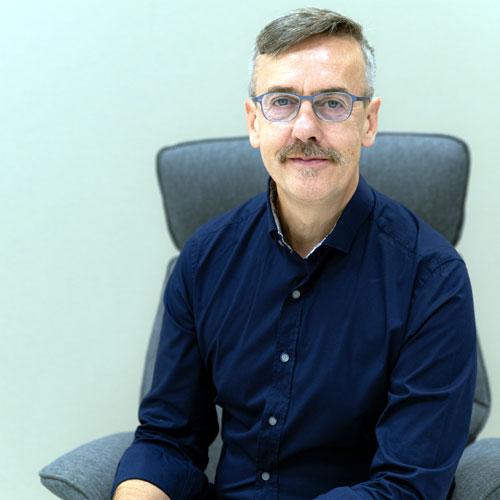Stephane Pilon, therapist at glyde